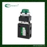 Grünes Druckknopf-Ventil Airtac pneumatisches mechanisches Ventil M3b