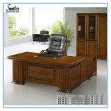 贅沢なオフィス用家具の主任の大きい木のオフィス表(FEC-A03)