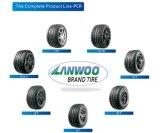 el HP de la talla 195/55R15 195/55/15 pone un neumático la escritura de la etiqueta euro de los neumáticos autos de los neumáticos del vehículo de pasajeros