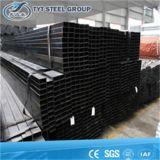 冷間圧延された黒い溶接鋼管円形鋼管