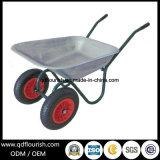Rotella della riga della barra di rotella della carriola Wb6410 del mercato della Russia due