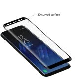 glace Tempered incurvée par 3D d'accessoires de téléphone de couverture pour l'accessoire du bord S7