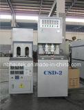 Machine de soufflage de bouteilles PET semi-automatique