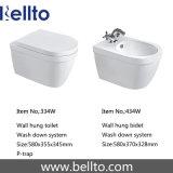 Стена повиснула Bidet ванной комнаты санитарных изделий (419W)