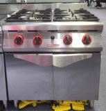 Machine autonome de BBQ de lave de gril électrique de blocage avec le Module Cel-70