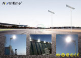 Rue de l'éclairage extérieur complet Integrated DEL/lampe actionnées solaires de route