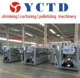 Van het de flessenmineraalwater van het HUISDIER de machine van de het kartonverpakking YCTD