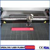 Carimbo de borracha duros e moles gravura com máquina de gravura a laser de CO2
