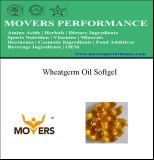 La norma GMP de aceite de germen de trigo Softgel