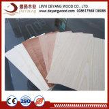 Grado comercial Bintangor la chapa de madera contrachapada de 12mm