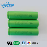 Батарея 3.7V Лити-Иона Us18650 Сони