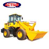AL926C 2ton Pá carregadeira de rodas pequenas de alta qualidade com baixo custo e preço baixo