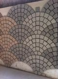 ルナの白い灰色の花こう岩G603の石造りのタイル