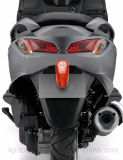 Traqueur de moto/vélo GPS avec la Geo-Frontière de sécurité Tk906
