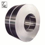 Tira revestida PVC de superfície do aço inoxidável do GV 3161 de JIS Ba0
