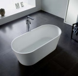 Man Made Stone Luxurious Freestanding Resin Bathtub