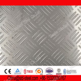 China 201 placa Checkered del acero inoxidable 202 316