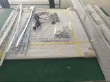 Безрамные светодиодный алюминиевый ткань портативный блок освещения