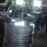 201 roestvrij staal Circle van Ba Ddq