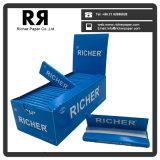 50 pakken van Regelmatige Grootte 70mm het Rolling Document van de Tabak van de Sigaret
