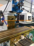 El moler vertical universal del taladro de la torreta de Raidial del metal del CNC y perforadora para la herramienta de corte X6336