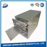 建物のためのOEMそしてカスタマイズされた鋼板の金属製造の部品