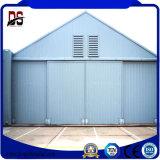 Structures métalliques de sûreté facile d'installation de coût bas pour le garage