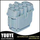 高品質灰色カラー350A 600V 8 PinのDC電源のコネクター
