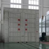 自動機械回復システムが付いている産業サンドブラスト部屋