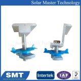 METÀ DI morsetto di alluminio del comitato solare