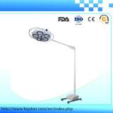 Lâmpada cirúrgica do exame médico do diodo emissor de luz do hospital do carrinho (diodo emissor de luz YD01-5)