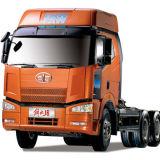 Camión Tractor FAW de China de vehículos comerciales Serie J6