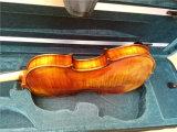 Твердая скрипка музыкальной аппаратуры Antique студента с канифолью