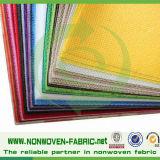 Stof 100% van Spunbond van het polypropyleen de Niet-geweven TextielVervaardiging van de Stof