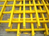 Профиль Pultruding FRP, квадратный тип St38b пробки
