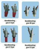 As peças sobressalentes Sandblaster Mini Pistola de jacto de areia