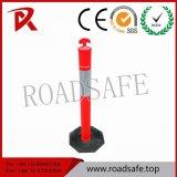 La sécurité du trafic délinéateur Postes en bordure de route