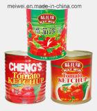 高品質の3230gによって缶詰にされるトマト・ケチャップ