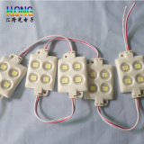 DC12V 25luminous Green Injection SMD СИД Module Light