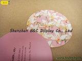 A alta qualidade com preço barato, Chinsese absorveu o Coaster de papel, esteira de lugar para barras, cafés, restaurantes (B&C-G103)