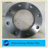 La norma ASTM A105 Acero al carbono B16.5 RF 300# Slip en la brida