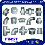 La fabbrica ha fornito il tubo galvanizzato Fitting-2, curvature lunghe della ghisa malleabile di spazzata