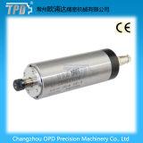 asse di rotazione di raffreddamento di auto del diametro 0.4kw di 58mm per incisione
