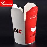 Kraftpapier-Pappkarton-Nahrungsmittelpapierkasten