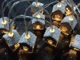 Новый свет с украшением вала, свет шнура СИД рождества