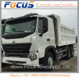 8X4 덤프 40-50 톤 Sinotruck 또는 덤프 트럭