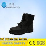 Новые модные натуральная кожа защитные ботинки обувь со стальным носком