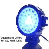 fascio di punto del fascio dell'inondazione dell'indicatore luminoso di azionamento del faro LED dell'indicatore luminoso LED del lavoro di 81W LED