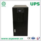UPS di External della batteria di monofase 30kVA per industria con Ce