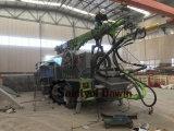 Neuer Entwurf gegliederte Robotermaschinen-Kapazität 30m3 des shotcrete-2018 pro Stunde